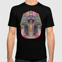 PHARAON III Mens Fitted Tee Black SMALL