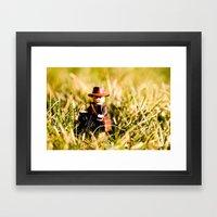 Off-Road Framed Art Print