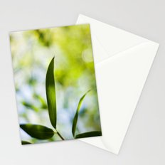 Bamboo Leaf Stationery Cards