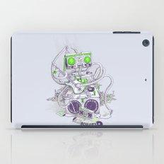 Hippy robot iPad Case