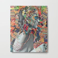 Goddess of Sugar Metal Print
