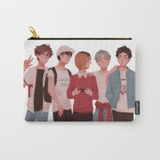 Pretty Setter Squad Carry-All Pouch