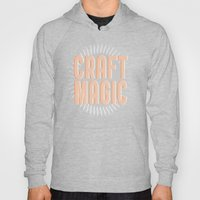 Craft Magic // Coral Hoody