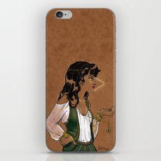Clairvoyant iPhone & iPod Skin