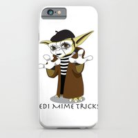iPhone & iPod Case featuring Jedi Mime Tricks by TCarver