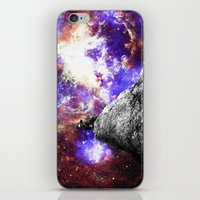 Star Gazing iPhone & iPod Skin