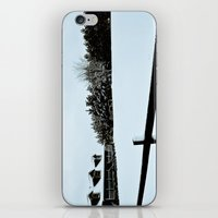 Touched by Snow iPhone & iPod Skin