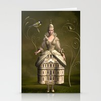 Kingdom Of Her Own Stationery Cards