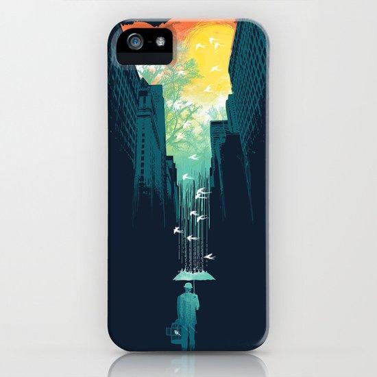 I Want My Blue Sky iPhone & iPod Case
