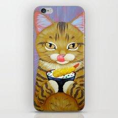 SHRIMP TEMPURA WITH RICE iPhone & iPod Skin
