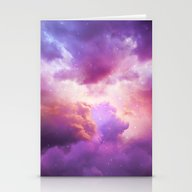 The Skies Are Painted (C… Stationery Cards