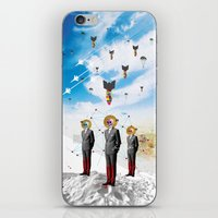Alert iPhone & iPod Skin
