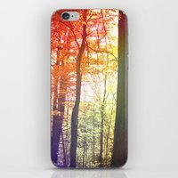 Forest Friends 2.0 iPhone & iPod Skin