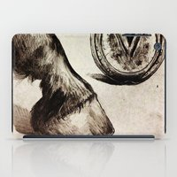 Horse Feet iPad Case