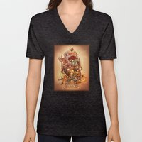 Final Fantasy IX Unisex V-Neck