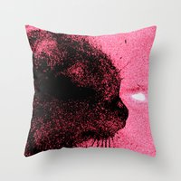 Boss of bosses Throw Pillow