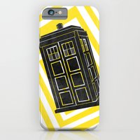 Time And Relative Dimension In Space iPhone 6 Slim Case