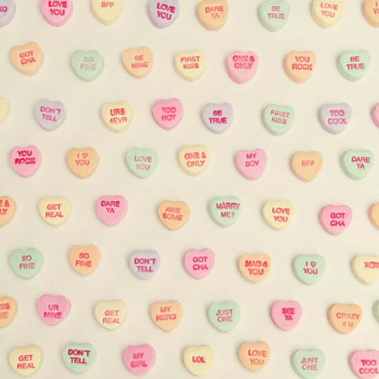 what does your heart say? Art Print