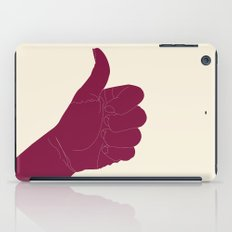 Let Your Yes be Yes and Your No be No.  iPad Case