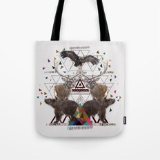 GUIDED BY VOICES Tote Bag
