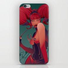 DECADENTLY HORNY iPhone & iPod Skin