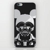 Dark Mouse iPhone & iPod Skin