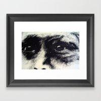 The Quest Framed Art Print