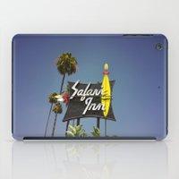 Safari Inn iPad Case