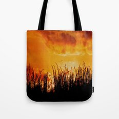 As the Day Fades Tote Bag