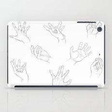 Free Hands iPad Case