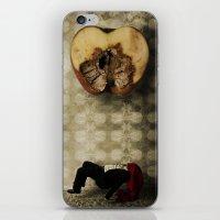 Glitch 4: Broken Hopes iPhone & iPod Skin