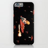 Mushroom Space iPhone 6 Slim Case