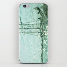 so we beat on, boats against the current... iPhone & iPod Skin