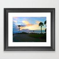 San Diego Framed Art Print