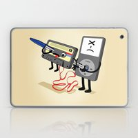 Killer Ipod Clipart (Mur… Laptop & iPad Skin