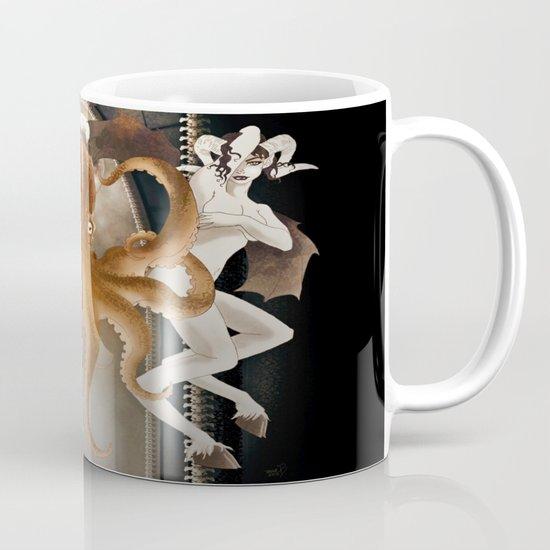 Octo-Magi Mug