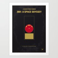 No003 My 2001 A Space Od… Art Print
