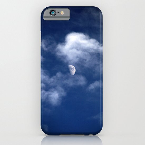 Waxing Gibbous iPhone & iPod Case