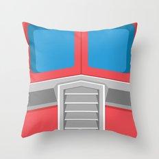Minimal Prime Throw Pillow