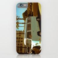 Baby Blue Kombi iPhone 6 Slim Case