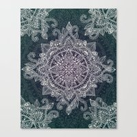 Mandala Magic  Canvas Print