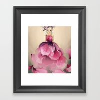 Paeonia Framed Art Print