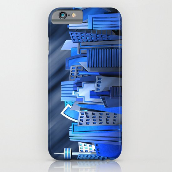 Blue City iPhone & iPod Case