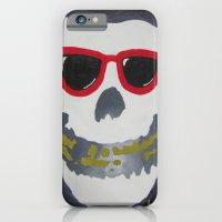 Old Dirty-Crimson Ghost-… iPhone 6 Slim Case