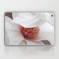 Magnolia Bloom Laptop & iPad Skin