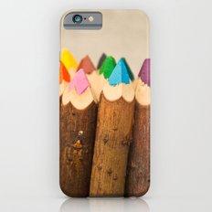 Color Me Free I iPhone 6 Slim Case