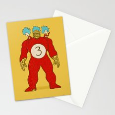 3 Things Stationery Cards