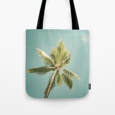 palm tree ver.summer 02 Tote Bag