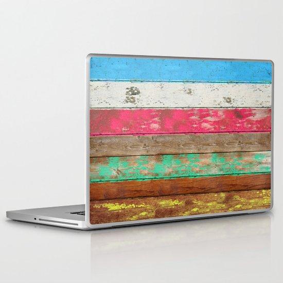 Eco Fashion Laptop & iPad Skin
