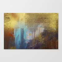 Moment Of Peace Canvas Print